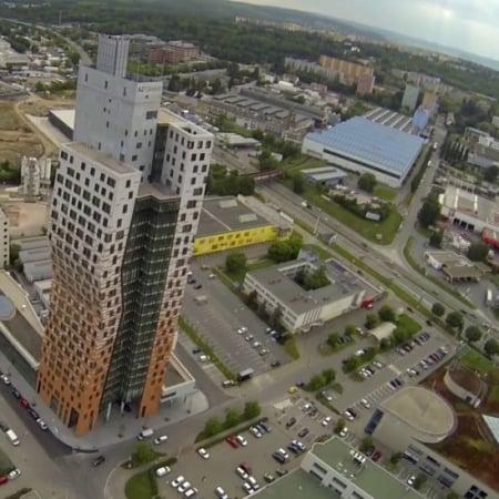 Virtuální sídlo Brno - AZ Tower