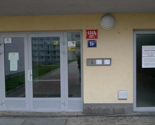Virtuální sídlo Praha 10