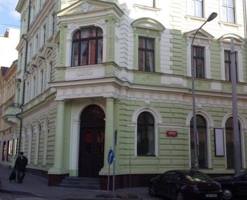 Virtuální sídlo Praha 8