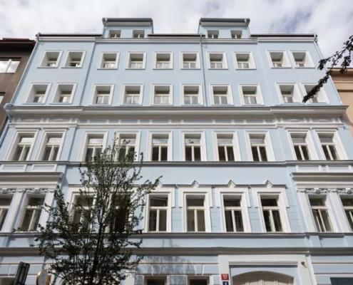 Virtuální sídlo Praha 2